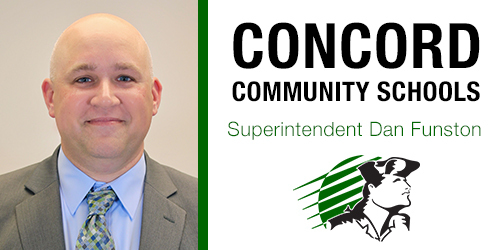 Meet the Superintendent: Dan Funston